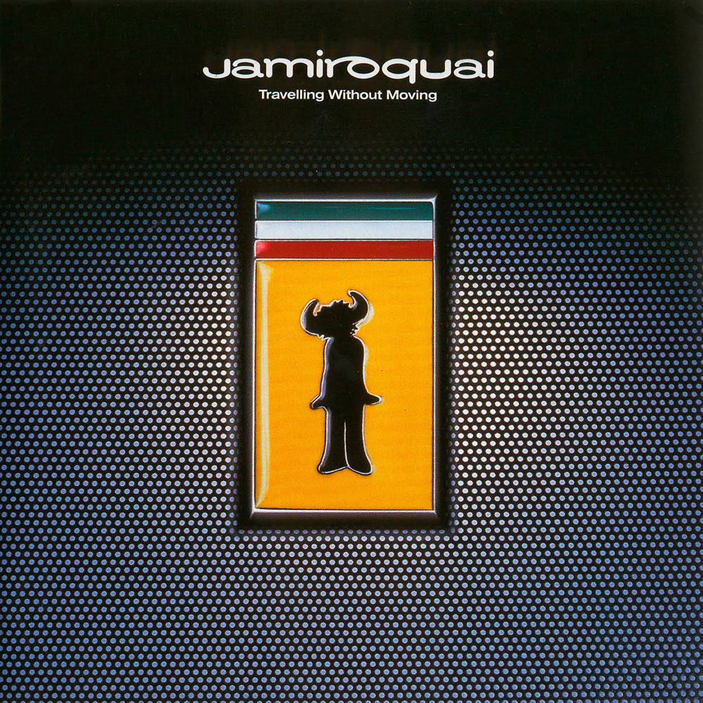 Jamiroquai Traveling W:O Moving